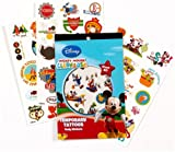 UPD INC - Disney Mickey's Clubhouse Temporary Tattoo Book