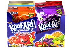 Kool Aid Variety 48 Packs