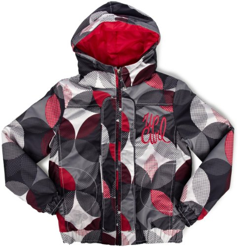 Rip Curl Bubble Dots Single Breasted Girl's Jacket
