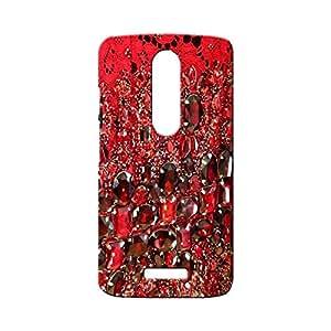 BLUEDIO Designer Printed Back case cover for Motorola Moto X3 (3rd Generation) - G2123