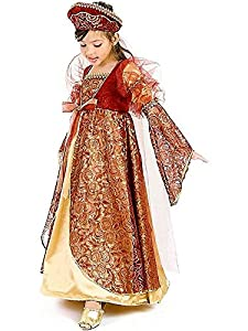 Princess Anne Child Costume, Medium