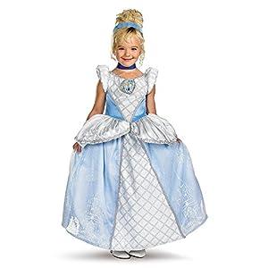 Storybook Cinderella Prestige Costume - Medium (7-8)