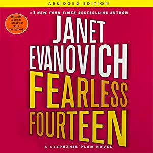 Fearless Fourteen Audiobook