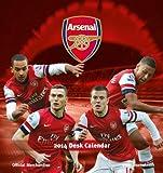 Official Arsenal Desk Easel 2014 Calendar (Calendars 2014)