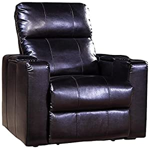 Pulaski Larson Power Recliner with USB and STO