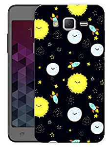 "Humor Gang Sun Moon And Infinity Printed Designer Mobile Back Cover For ""Samsung Galaxy On7"" (3D, Matte, Premium Quality Snap On Case)..."