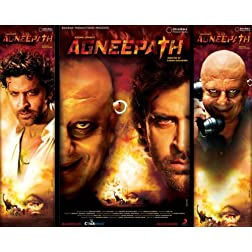 Agneepath (2012) (Hindi Movie / Bollywood Film / Indian Cinema DVD)