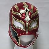 WWE小さな巨人 レイ・ミステリオ 応援用ソフトマスク byアレナメヒコ レッド