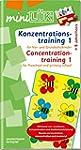 miniL�K: Konzentrationstraining 1: f�...