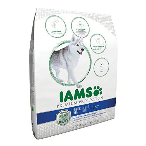 Iams Premium Protection Senior Plus Dry Dog Food