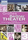 Großes Berliner Theater, Vol. 3 - Bertholt Brecht: Die Tage der Commune - Herr Puntila und sein Knecht Matti - Der kaukasische