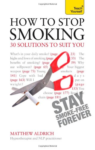 How To Stop Smoking: A Teach Yourself Guide (Teach Yourself: General Reference) front-445998