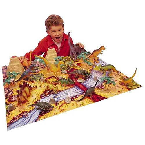 Animal Planet's Big Tub of Dinosaurs, 40+ Piece Set - 1