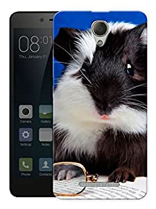 "Guinea Pig Cute Printed Designer Mobile Back Cover For ""Xiaomi Redmi 3S"" By Humor Gang (3D, Matte Finish, Premium Quality, Protective Snap On Slim Hard Phone Case, Multi Color)"