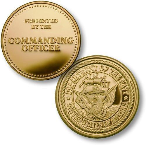 Commanding Officer Navy MerlinGold