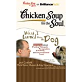 img - for Chicken Soup for the Soul: What I Learned from the Dog - 36 Stories about Perspective, Kindness, and Unconditional Love book / textbook / text book