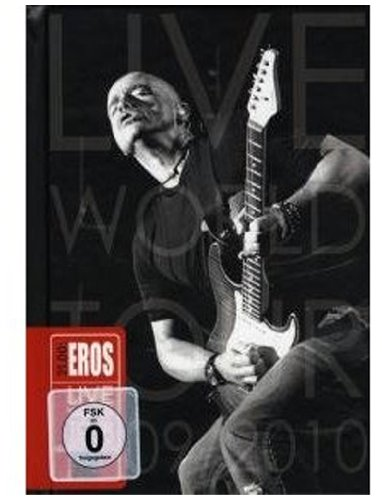 Eros Ramazzotti - 21.00: Eros Live World Tour 2009/2010 (+ Audio-CD) [2 DVDs], DVD