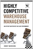 img - for Highly Competitive Warehouse Management book / textbook / text book