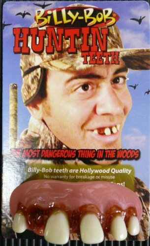 Huntin N Fishin Billy Bob Teeth - 1