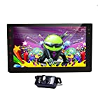 7 Android 4.2 ALL-Touch Tablet Universal In Dash HD Touch Screen Car None-DVD Player Double Din GPS Navigation Stereo AM/FM Radio Support SD/USB/Bluetooth/3G/Wifi/1080P/DVR With Free Internal Microphone and backup Camera As Gift