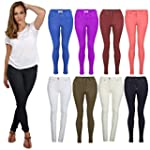 SKINNY WOMEN LADIES JEGGINGS FOR WOME...