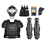 Professsional Baseball Umpire Official Lightweight Protective Gear Set by Champion Sports