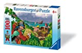 Ravensburger Pirates' Treasure - 100 Piece Puzzle