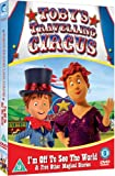 Toby's Travelling Circus - I'm Off To See The World & Five Other Magical Stories [DVD]