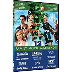 Family Movie Marathon