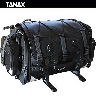 タナックス(TANAX) MOTOFIZZ モトフィズ キャンピングシートバッグ2 ブラック MFK-102
