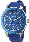 Esprit Damen-Armbanduhr Analog Quarz Kautschuk ES105332009