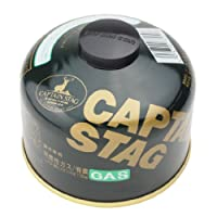 キャプテンスタッグ(CAPTAIN STAG) レギュラーガスカートリッジ CS-250 M-8251 [HTRC 2.1]