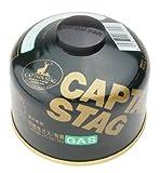 [液体燃料] CAPTAINSTAG(キャプテンスタッグ) / キャプテンスタッグ(CAPTAINSTAG)レギュラーガスカートリッジCS-250M-8251