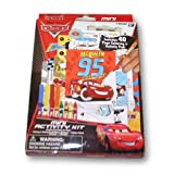 Cars Movie McQueen 95 Mini Activity Pack