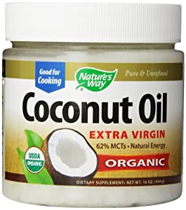 Nature's Way Coconut Oil, 16 Oz