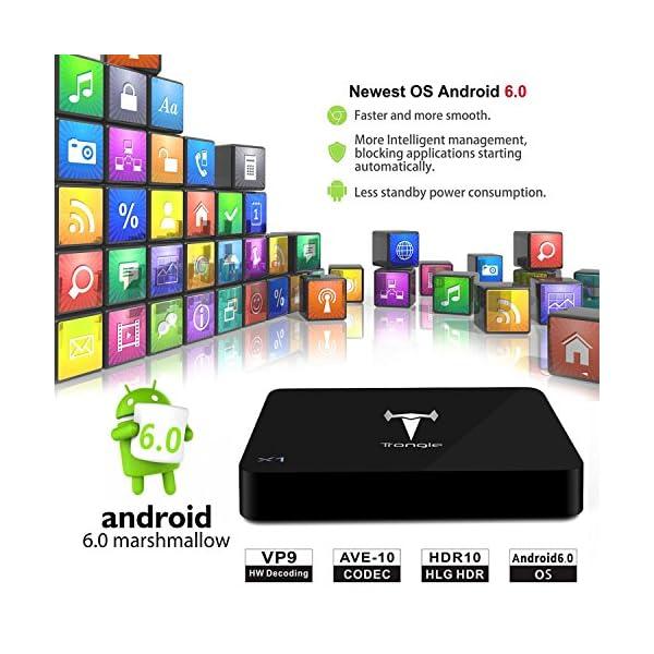 SEGURO-X1-Smart-TV-Box-Android-60-TV-BOX-Amlogic-S905X-Quad-Core-KODI-161-Pr-installer-2GB-DDR3-8GB-Flash-2K4K-HD-Blue-Ray-3D-Mdia-Player-WiFi-Kodi-Box