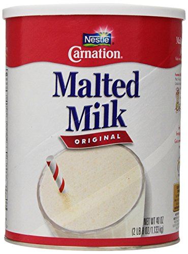 Carnation Malted Milk, Original, 40 Ounce