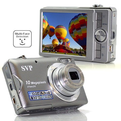 SVP Digital Camera - XTHINN-Z10