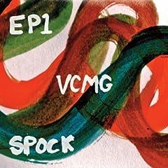 Portada de SPOCK de Martin Gore y Vince Clarke