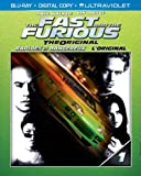 The Fast and the Furious: The Original [Blu-ray + Digital Copy + UltraViolet] (Bilingual)