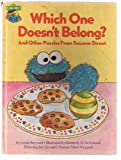 Which one doesn't belong?: And other puzzles from Sesame Street : featuring Jim Henson's Sesame Street Muppets (0307231275) by Hayward, Linda