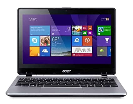 Acer Aspire V3 111P 43BC Touchscreen Laptop Cool Silver
