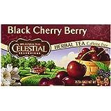 Celestial Seasonings Black Cherry Berry 20 Teebeutel