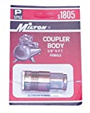 Milton S1805 P-Style Coupler - 3/8 In NPT Female