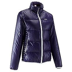 Quechua Ski Down Jacket, Women's Medium/Large