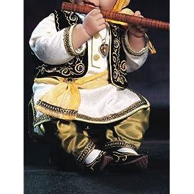RETIRED RARE Sanjaya Indian Adora 2008 Limited Edition Doll 002H22672