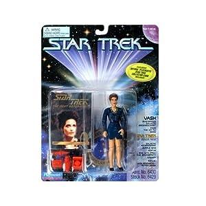 Star Trek: Deep Space Nine Series 3 Vash Action Figure