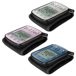オムロン 自動血圧計 ブルー HEM-6220-B