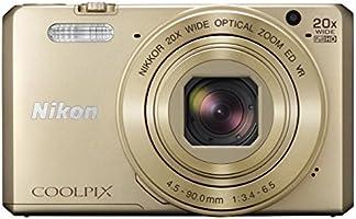 Nikon デジタルカメラ COOLPIX S7000 20倍ズーム 1605万画素 ゴールド S7000GL