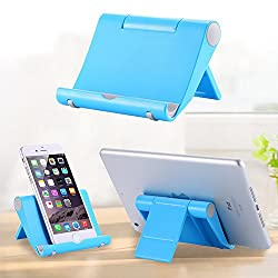 Realike Multi-Angle Portable Stand fits all Tablet / Smartphone / Pad E-readers